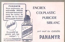 Buvard PANAMYR Anti Rouille Spécial PANAMYR - Stationeries (flat Articles)