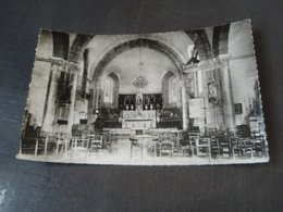 TERROU Intérieur De L'Eglise St-PIERRE. Belle Carte. - Other Municipalities