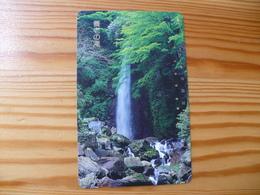 Phonecard Japan 291-230 Waterfall - Japan