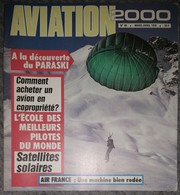 Revue Aviation 2000 N°48 Mars 1978 Para-ski - Air France - Epner - Satellites Solaires - Jean Stampe - Piper - Concorde - Aviation