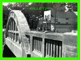 WATFORD, ONTARIO - THE WARWICK BRIDGE & GENERAL STORE, ANIMATED - COPYRIGHT 1991 BY F. COATES - - Ontario