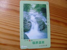 Phonecard Japan 251-046 Waterfall - Japan