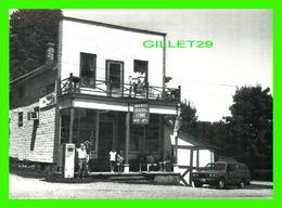 WATFORD, ONTARIO -  WARWICK  GENERAL STORE, ANIMATED - GAZ STATION -  COPYRIGHT 1991 BY F. COATES - - Ontario