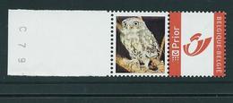 Duostamp  Neuf (**)   Avec N° 3274   Hibou    Bdf - 1985-.. Oiseaux (Buzin)