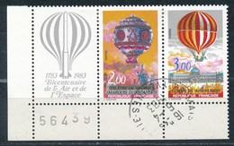 France - Bicentenaire De L'air Et L'espace YT 2262A Obl. - France