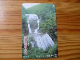 Phonecard Japan 250-423 Waterfall - Japan