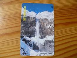 Phonecard Japan 250-545 Waterfall - Japan
