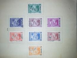 Lot Stamps Colonia Portuguesa India  1938 - 1955 - Briefmarken