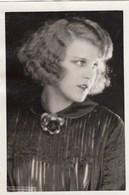 PHOTO ORIGINALE (  11x15) Mlle Jacqueline SCHALLEY Plus Belle Femme De France - Identified Persons