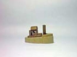 Kinder Ferrero Componibili - K.98 N.87 Nave In Legno - Mountables
