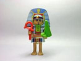 Kinder Ferrero Componibili - K.97 N.26 - Gli Egiziani - Montabili
