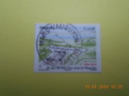 FRANCE 2014   YTN° 4861   20eme ANN.TUNNEL SOUS LA MANCHE    TN Oblitéré - France