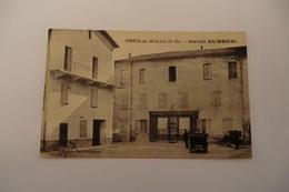CPA 66 PYRENEES ORIENTALES PRATS DE MOLLO. Hôtel Café AUSSEIL. - Autres Communes