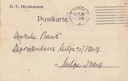 DR Karte Gebühr Bezahlt Bautzen 8.9.23 Geprüft - Lettres & Documents