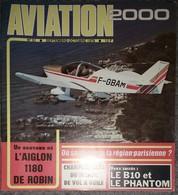 Revue Aviation 2000 N°51 Septembre 1978 L'Alpha Jet - Patrouille Maritime - Hélicoptères De L'aérospatiale - Dirigeables - Aviation