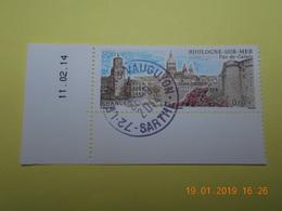FRANCE 2014   YTN° 4862   BOULOGNE SUR MER (Pas De Calais)    TN Oblitéré  Daté - France