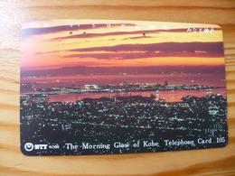 Phonecard Japan 330-194 Kobe - Japan