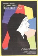 Tematica - Manifestazioni - 1993 - La Donna Italiana Nella Resistenza - Mostra Documenti E Annulli Filatelici - Pescara - Manifestazioni