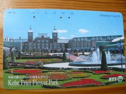 Phonecard Japan 331-473 Kobe - Japan
