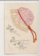 SAINTE CATHERINE CARTE AVEC BONNET DE TISSUE  CPA BON ETAT - Saint-Catherine's Day