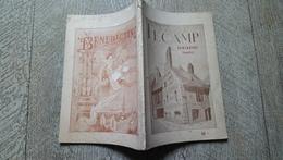 Guide Du Tourisme Illustré Fécamp 1928 Publicités Commerces - Normandie