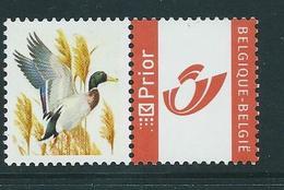 Duostamp  Neuf (**)   Avec N° 3274   Canard Col Vert - 1985-.. Oiseaux (Buzin)