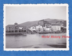 Photo Ancienne Snapshot - ORIO - Aout 1934 - Pays Basque Guipuzcoa Espana Espagne - Places