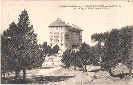 FR66 FONT ROMEU - Mtil 419 - Le Grand Hôtel - Belle - Autres Communes