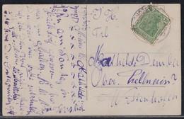 DR Karte EF Minr.143 Ansehen !!!!!!! - Lettres & Documents