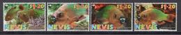 2007 - NEVIS - Catg.. Mi. 2208/2211 - NH - (CW1822.17) - St.Kitts-et-Nevis ( 1983-...)