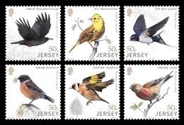 Jersey 2018 Mih. 2244/49 Fauna. Birds MNH ** - Jersey