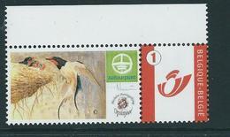 Duostamp  Neuf (**)   Avec N° 3700   Hirondelle De Fenêtre - 1985-.. Oiseaux (Buzin)