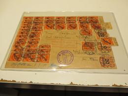 DEUTSCHES - REICH   Nicht  Alltäglicher  BRIEF  4. 9. 1923  O / - Lettres & Documents
