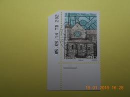 FRANCE 2014   YTN° 4864   ABBAYE DE PONTIGNY    TN Oblitéré  Daté - France