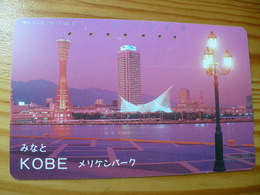 Phonecard Japan 331-362 Kobe - Japan
