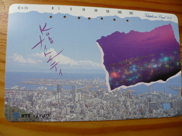 Phonecard Japan 331-128 Kobe - Japan