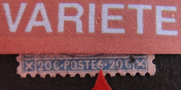 """R1684/130 - NAPOLEON III Lauré N°29B - SUPERBE VARIETE ➤ ➤➤ """" POSTE6 """" - 1863-1870 Napoléon III Lauré"""