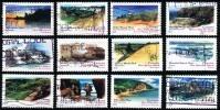 Canada (Scott No.1472-83 - Parks Provinciaux // Provincial Parks) (o) - 1952-.... Règne D'Elizabeth II