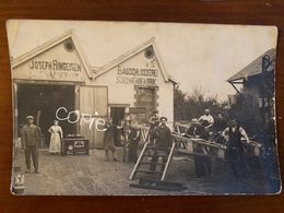 Atelier De Cuisinière Et De Serrurerie Joseph RINGEISEN SELESTAT 1912 - Selestat