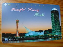 Phonecard Japan 330-351 Kobe - Japan