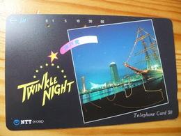 Phonecard Japan 331-014 Kobe - Japan