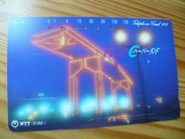 Phonecard Japan 331-260 Kobe - Japan