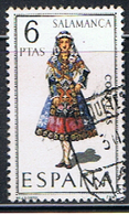 2E 243 // YVERT 1609 // EDIFIL 1952 // 1970  ... COSTUME SALAMANCA - 1931-Aujourd'hui: II. République - ....Juan Carlos I