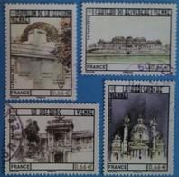 France 2014 : Capitales Européennes Vienne N° 4853 à 4856 Oblitéré - France