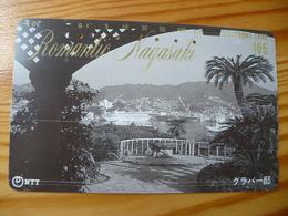 Phonecard Japan 391-063 Nagasaki - Japan