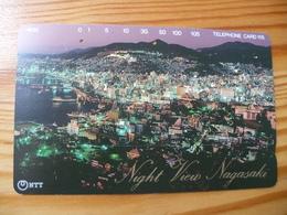 Phonecard Japan 391-110 Nagasaki - Japan