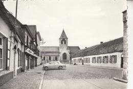 Mercedes Ponton,Wieze,Dorp, Gelaufen - PKW