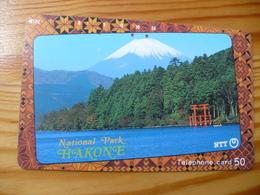 Phonecard Japan 250-105 Hakone - Japan