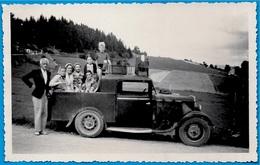 """Top PHOTO Photographie Amateur - AUTOMOBILE """"pour Famille Nombreuse"""" ... ** Auto Voiture Car - Automobiles"""