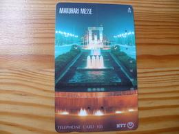 Phonecard Japan 251-289 Makuhari - Japan